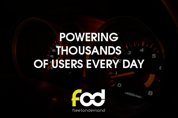 Powering Thousands Of Users Every Day!